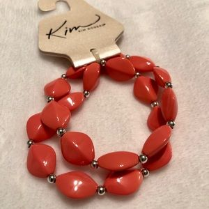 Kim Rogers Jewelry - NWT Kim Rogers Matching necklace and bracelet set